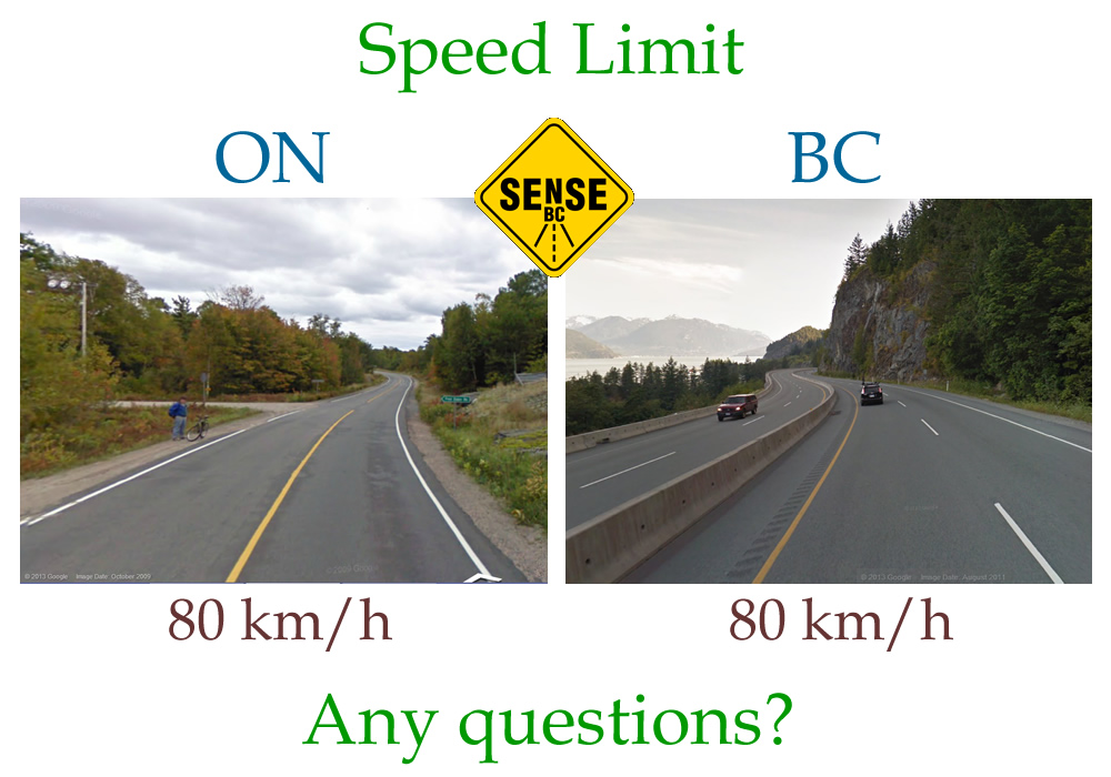 The BC NDP and their lousy answers to traffic safety concerns