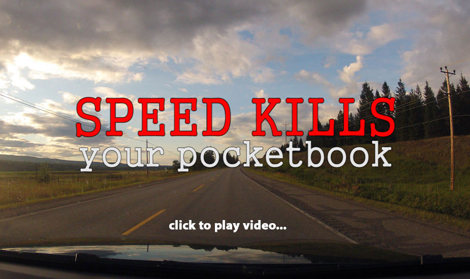 SENSE BC - Safety by Education Not Speed Enforcement